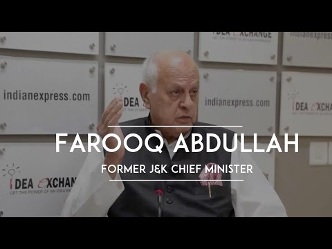 Farooq Abdullah On PM Modi, Omar's Leadership &  On Polarisation