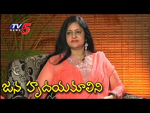 "First Time Ever | Exclusive Interview With Veteran Actress ""Jayamalini"" 