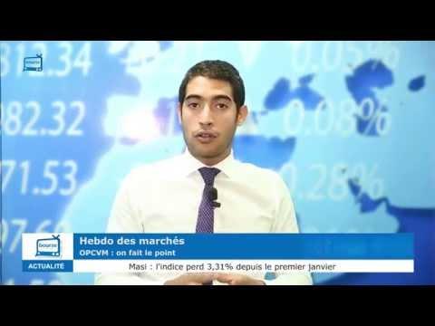 Hebdo des marchés : OPCVM : on fait le point