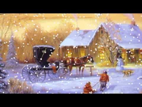 Vánoční písničky –  Bílé vánoce, Purpura, Padá sníh, Rolničky