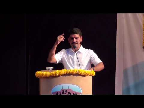 Vishwas Nangare Patil Speech Part 3 video