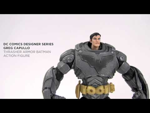 Batman: The Animated Series - Dc Collectibles 2014 Lineup Unveiled video