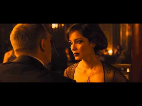 Skyfall - Bond and Severine's Conversation (1080p)