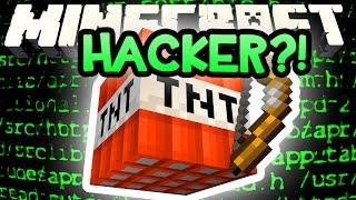 Minecraft Block Hunt TEAM HACKER?! w/ The Pack (Murder, Hiding, Hacking!)