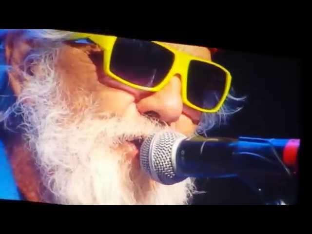 Cheech and Chong & WAR 2014 - Blind Melon Chitlin