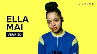Ella Mai 34 Boo 39 D Up 34 Official Meaning Verified