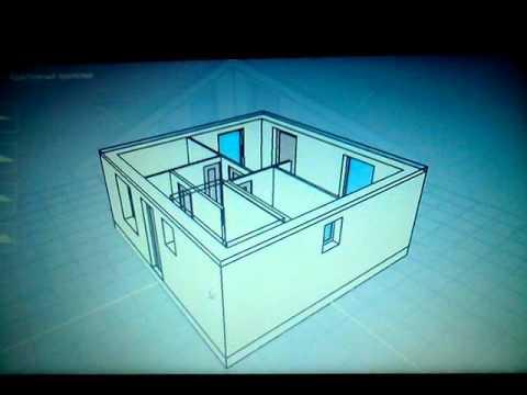 Проектирование дома онлайн