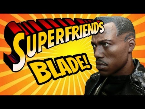 Blade II - The Amazing Superfriends!