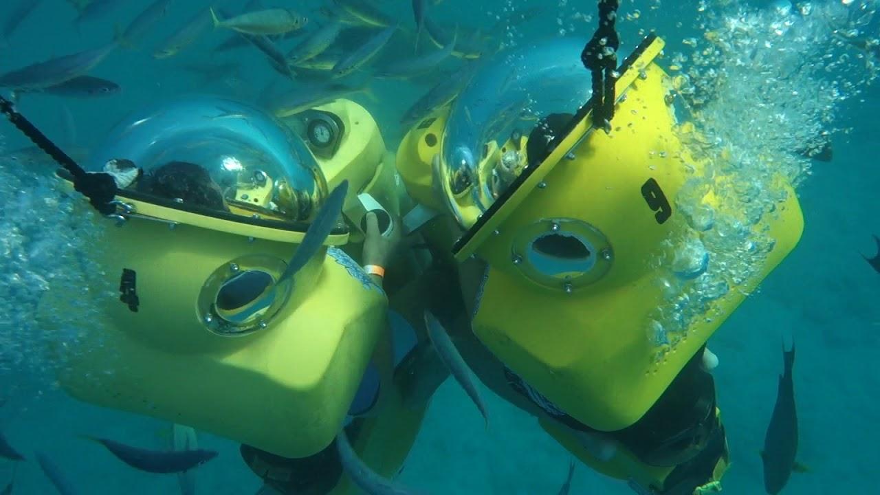 Подводные скутеры своими руками 37