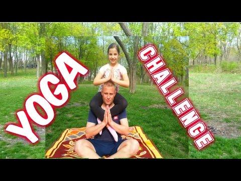 The Yoga Challenge / Йога вызов