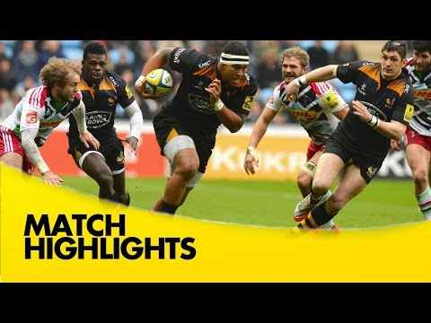 Wasps v Quins highlights