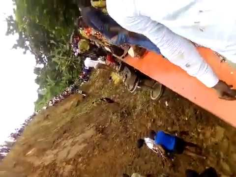 Train Accident in Cameroon / 53 deaths,300 injuried - Yaounde - Douala Relation 21/10/2016