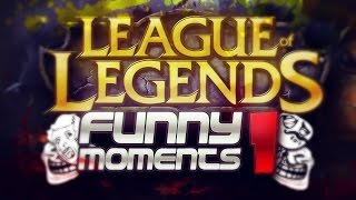 LoL Funny Moments #1 | This Is Fuck**g Retraso! | Empershao