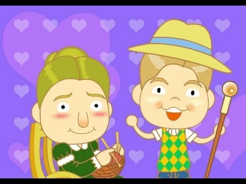 Muffin Songs - Little Hans   | nursery rhymes & children songs with lyrics | muffin songs