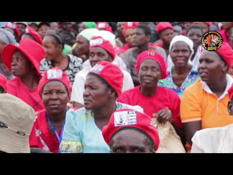 President Chamisa's address at Rukweza business centre thumbnail