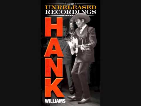 Hank Williams - THE PALE HORSE AND HIS RIDER