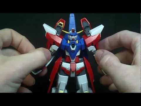 1/144 HG Gundam Age 3 Orbital  Review