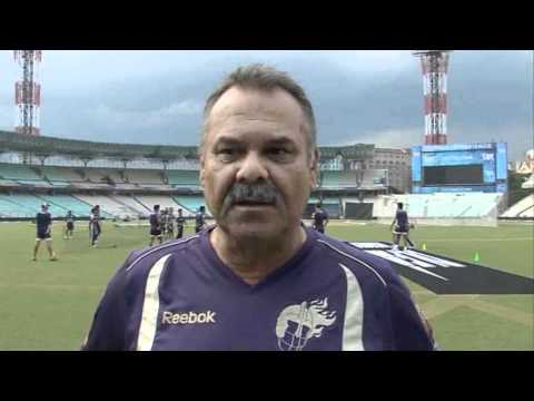 Dav Whatmore - On Man Management