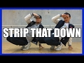 Lagu STRIP THAT DOWN - Liam Payne Dance Choreography 🖖 Jayden Rodrigues