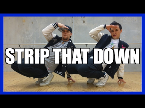 STRIP THAT DOWN - Liam Payne Dance Choreography 🖖 Jayden Rodrigues