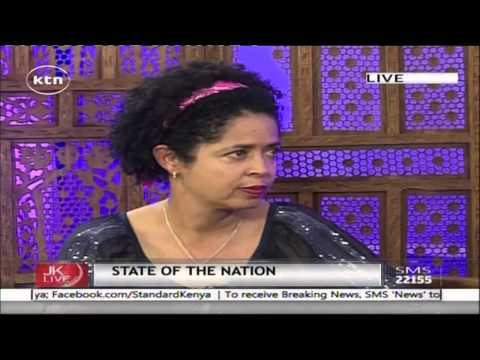 Jeff Koinange Live with Paula Kahumbu - CEO Wildlife Direct part 2