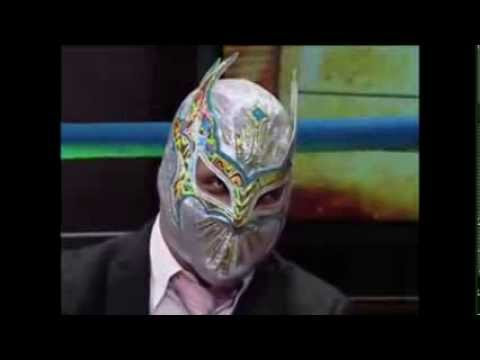 Sin Cara Mistico Fuera De La Wwe P1 video