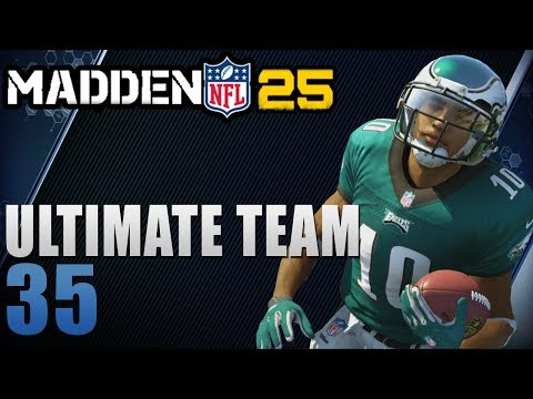 Madden 25 Ultimate Team Next-Gen : Pro Packs Come To Life! Ep.35