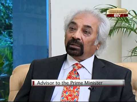 To The Point with Sam Pitroda
