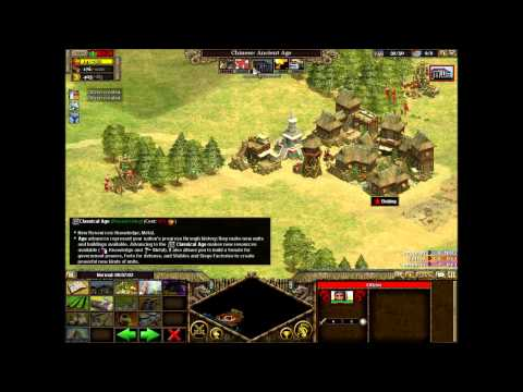 Rise of Nations Tips & Tricks Part 1