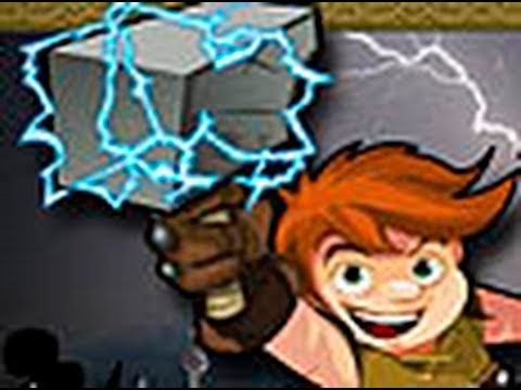 CGR Undertow - YOUNG THOR for PS3 and PSP Video Game Review