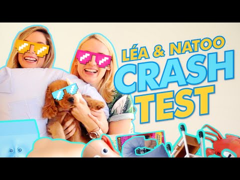 LÉA & NATOO - CRASH TEST