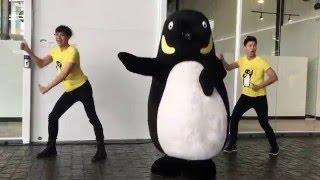 ตัวเล็ก...ใจใหญ่  Penguin dance