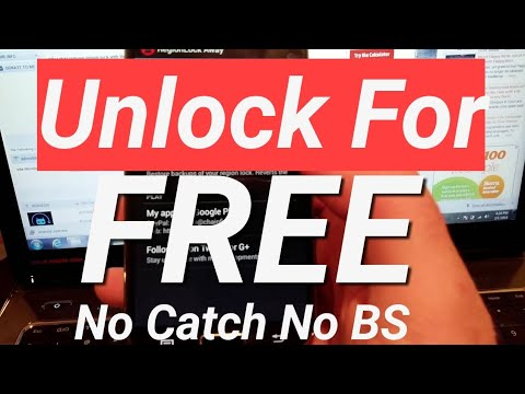 How to Unlock Samsung Galaxy S4 EASY METHOD FREE!!!