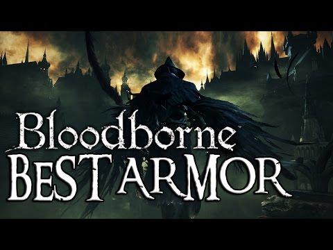 Bloodborne: BEST STARTING ARMOR LOCATION!