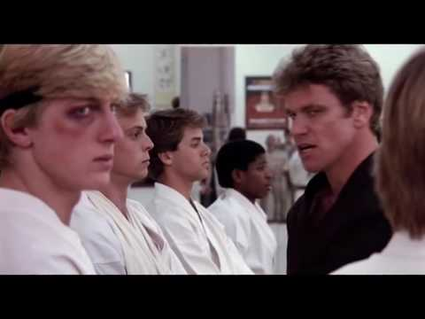 The Karate Kid (1984) - Leave Boy Alone Scene (3/5) | MovieTimeTV