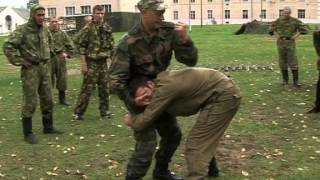 Vadim Starov Combat Sambo Systema Spetsnaz for the army  Боевые Захваты и освобождения