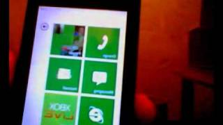 my tg01 wp7 finally working and working welll !!!!