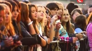 Фанаты Ани Лорак довели ее до слез - Неймовірна правда про зірок - 04.08.2014