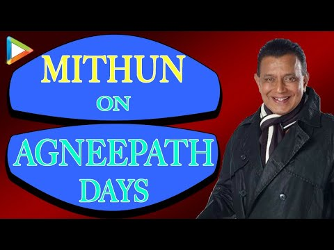 Me And Amitabh Bachchan Created Magic Says Mithun Chakraborty video