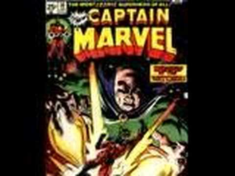 Captain Marvel-A Tribute