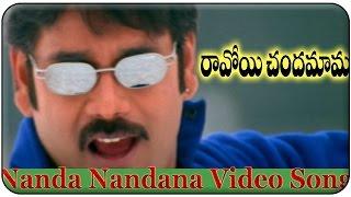 download lagu Nanda Nandana  Song  Ravoyi Chandamama Movie  gratis