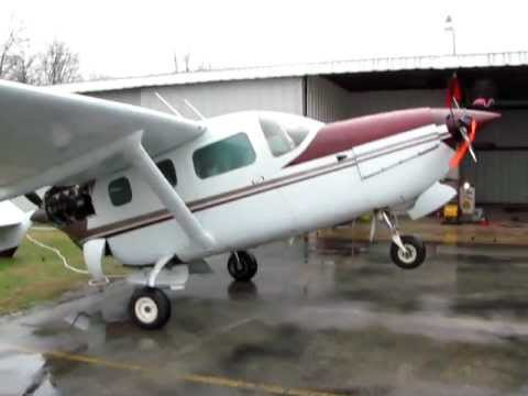 CESSNA SKYMASTER PARIS TENNESSEE 5 MAR 2011