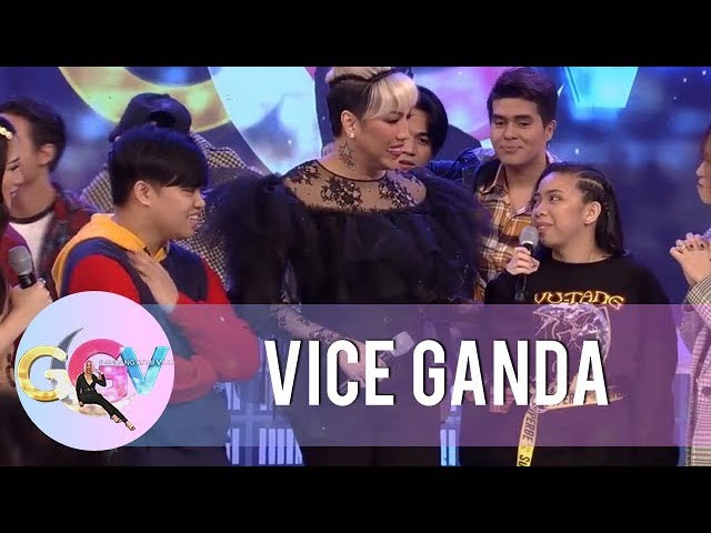 Camille and Christian reminisce their memorable moments with Vice while living at Tambunting | GGV