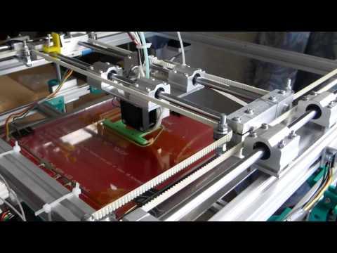 3d принтер h-bot