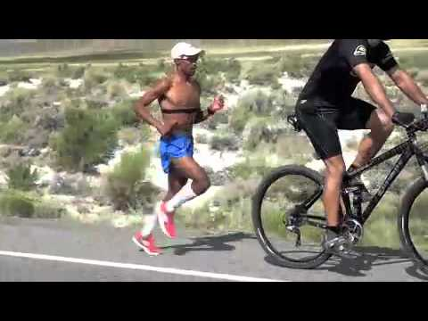 Meb Keflezighi 10 Mile Tempo 5 weeks before London Olympics