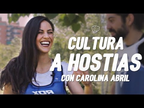 CULTURA A HOSTIAS con Carolina Abril