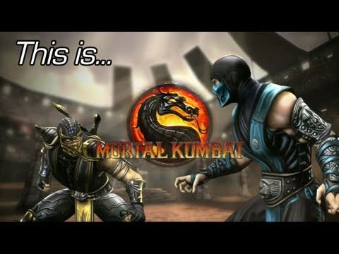 This is... Mortal Kombat
