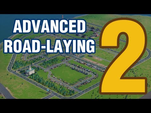 SimCity: Advanced Road Laying - Part 2