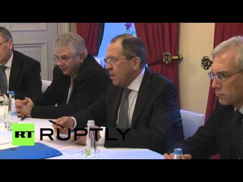 Germany: IAEA chief thanks Lavrov for contribution to Iran nuclear deal