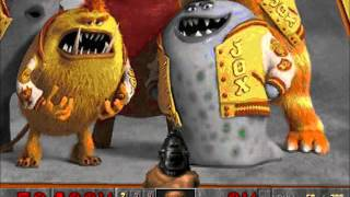 Crappy Doom WADs Special: The Wrath of Wojti 2000's WADs (With a Bonus at the End!)